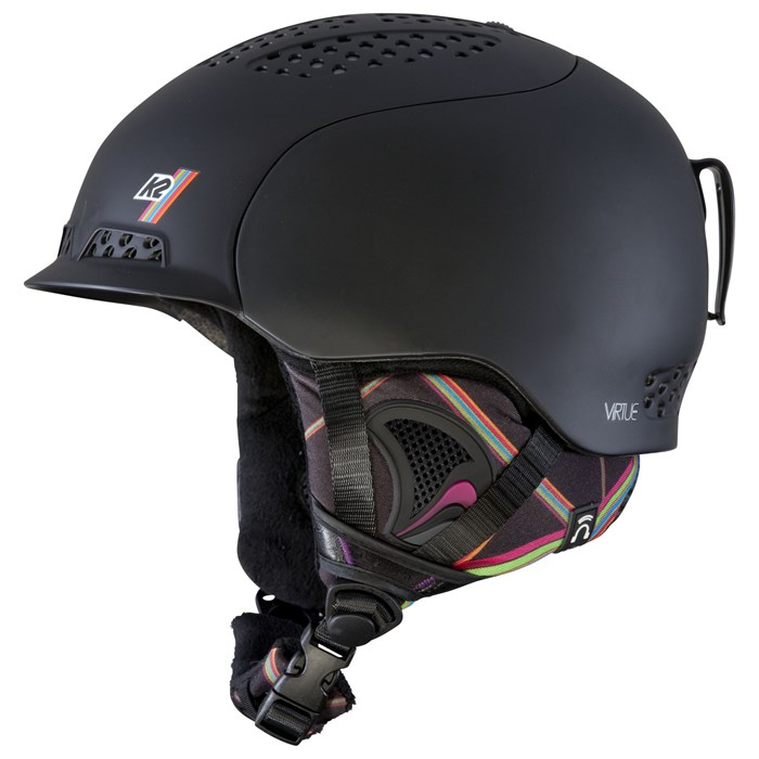 K2 - Virtue Audio Helmet - Women's