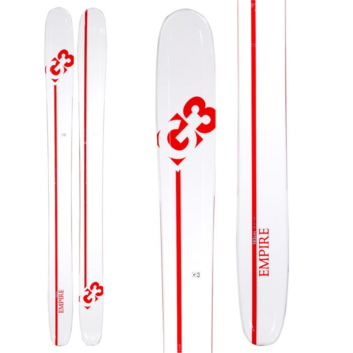 G3 - Empire Skis 2013