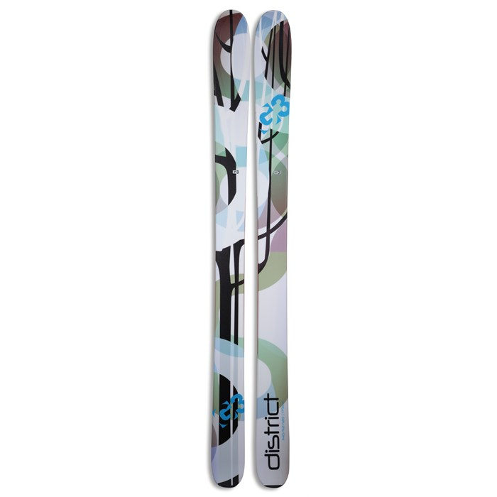 G3 - District Skis 2013