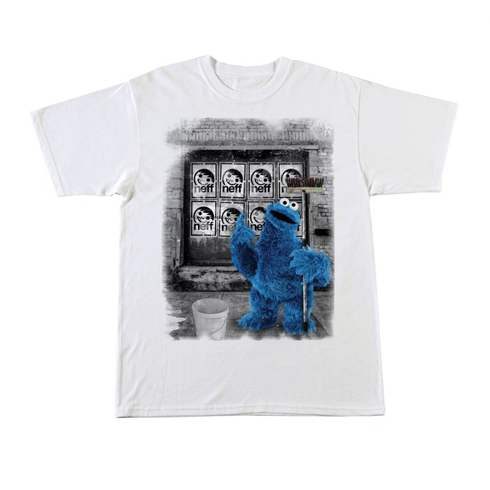 Neff - Art Monster T Shirt