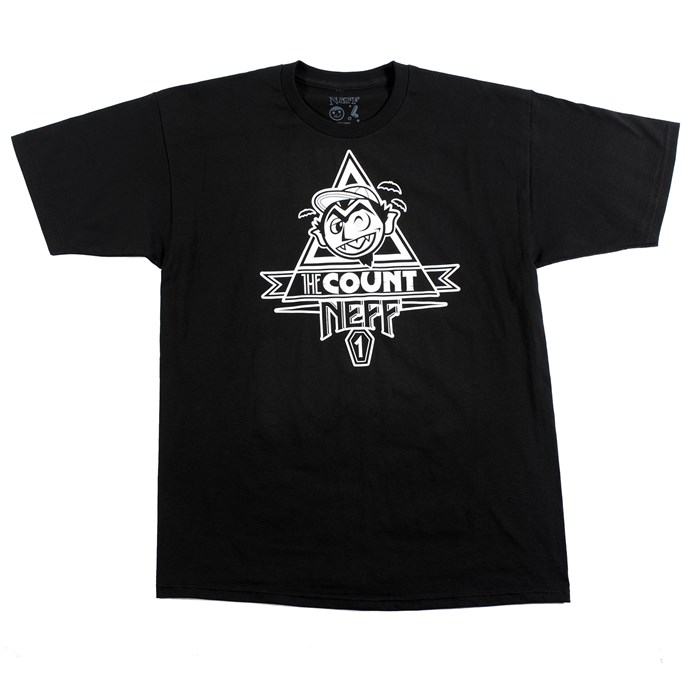 Neff - Count T Shirt