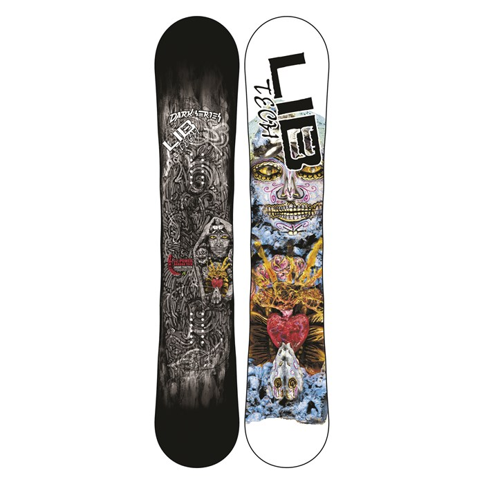 Lib Tech - Dark Series C2BTX Snowboard 2013