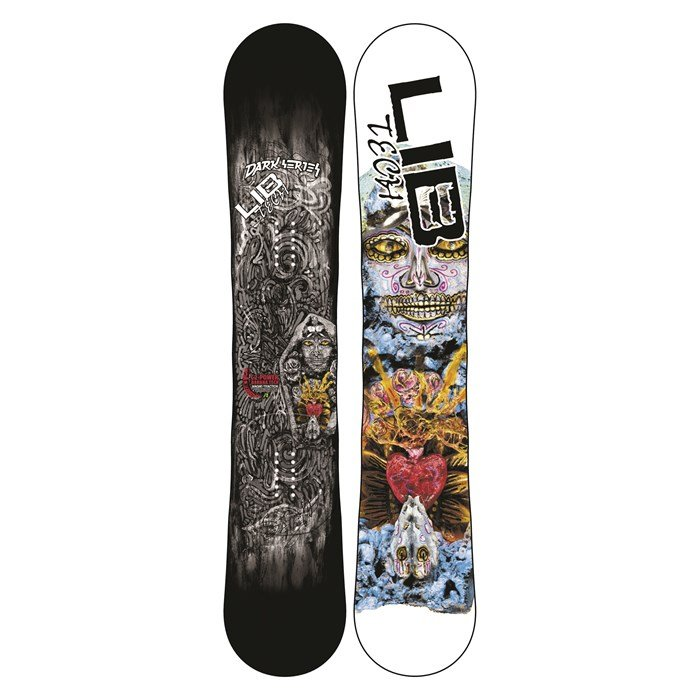 Lib Tech - Dark Series C2BTX Wide Snowboard 2013