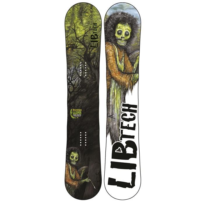Lib Tech - Skunk Apes C2BTX Wide Snowboard 2013