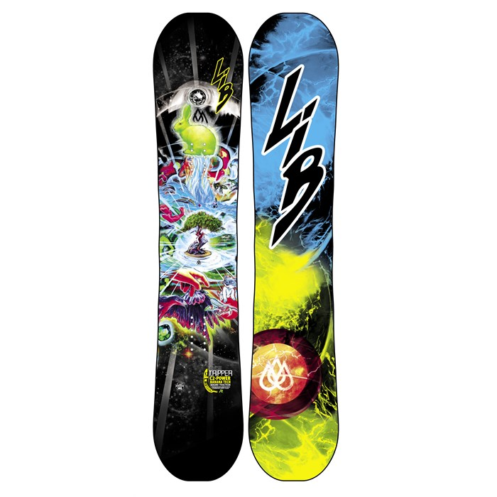 Lib Tech - T.Ripper C2BTX Snowboard - Youth 2013
