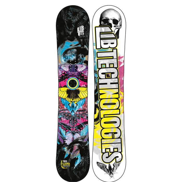 Lib Tech - TRS C2BTX (Color) Narrow Snowboard 2013
