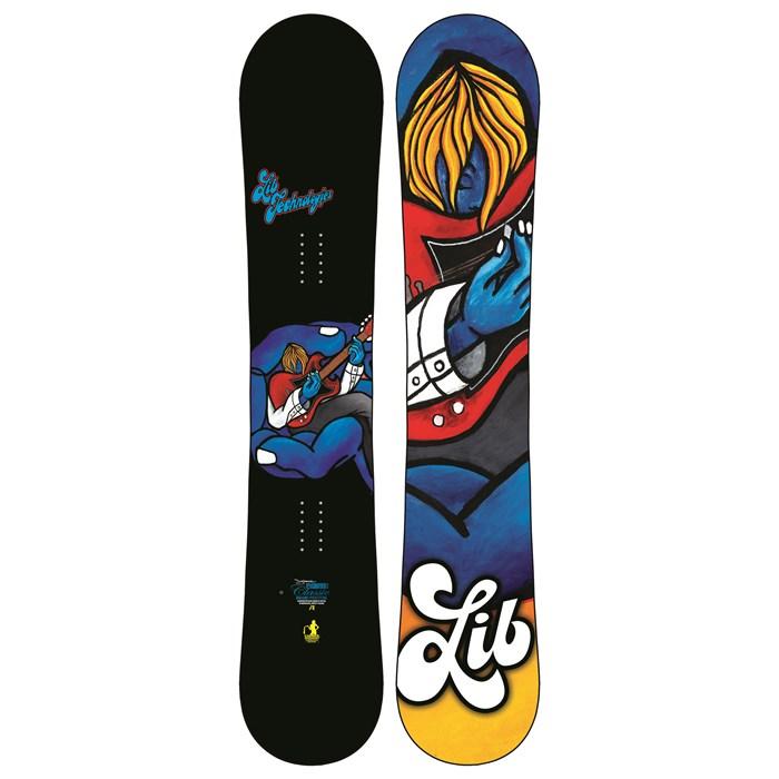 Lib Tech - Phoenix Classic C3BTX Wide Snowboard 2013