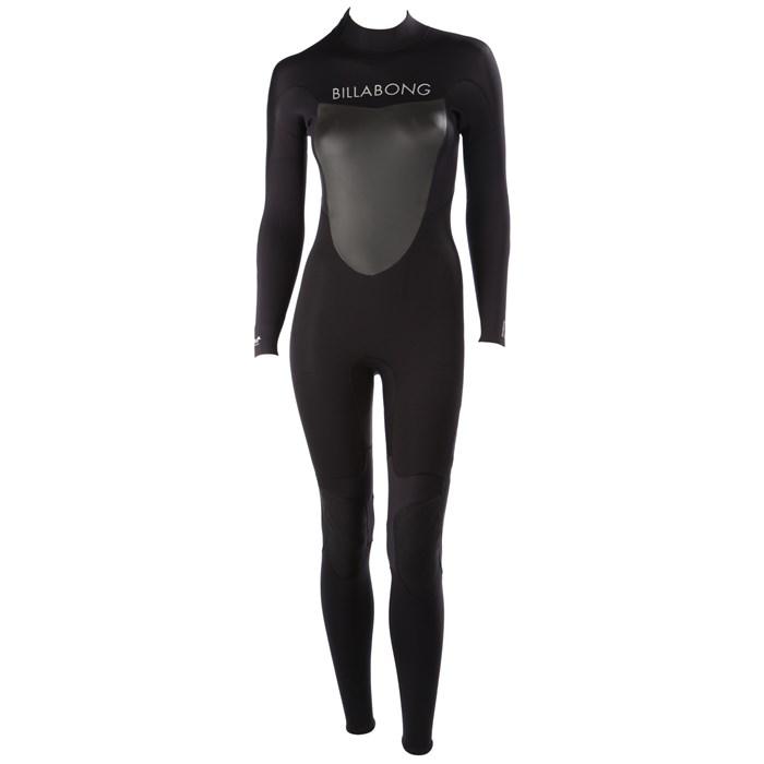 Billabong - Synergy 4/3 Back Zip Wetsuit - Women's