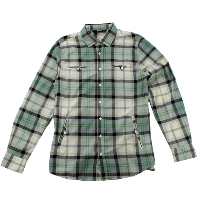 Makia - Permanent Button Down Shirt