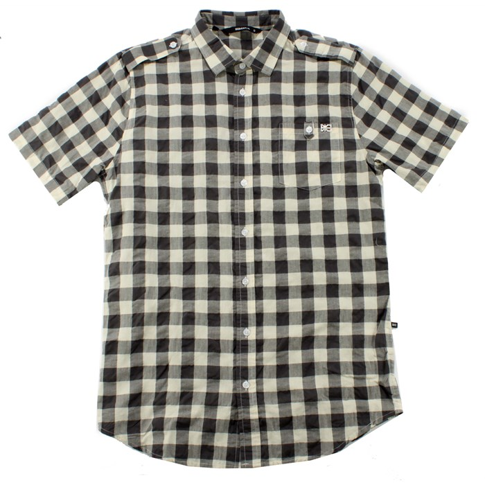 Makia - Holiday Short Sleeve Button Down Shirt