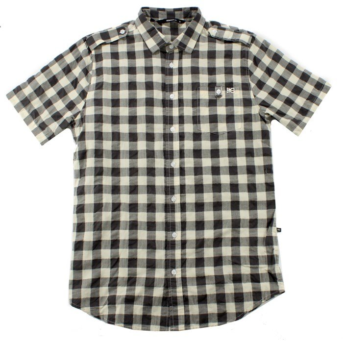 Makia - Makia Holiday Short Sleeve Button Down Shirt