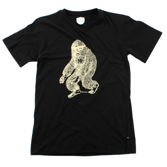 Makia - Bigfoot T Shirt