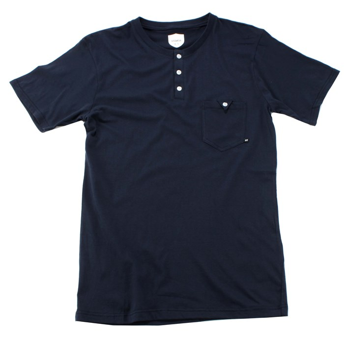 Makia - Slit Henley Shirt