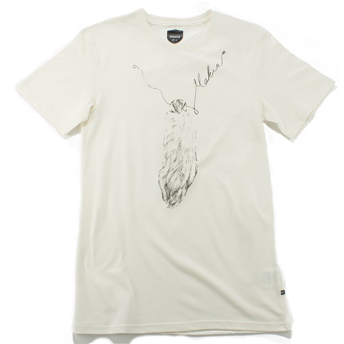 Makia - Rabbit's Paw T Shirt