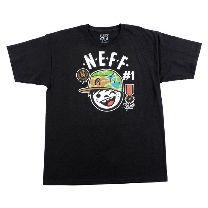 Neff - Style Division T Shirt