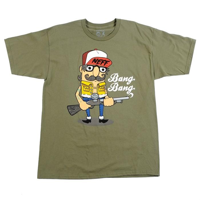 Neff - Bang Bang T Shirt
