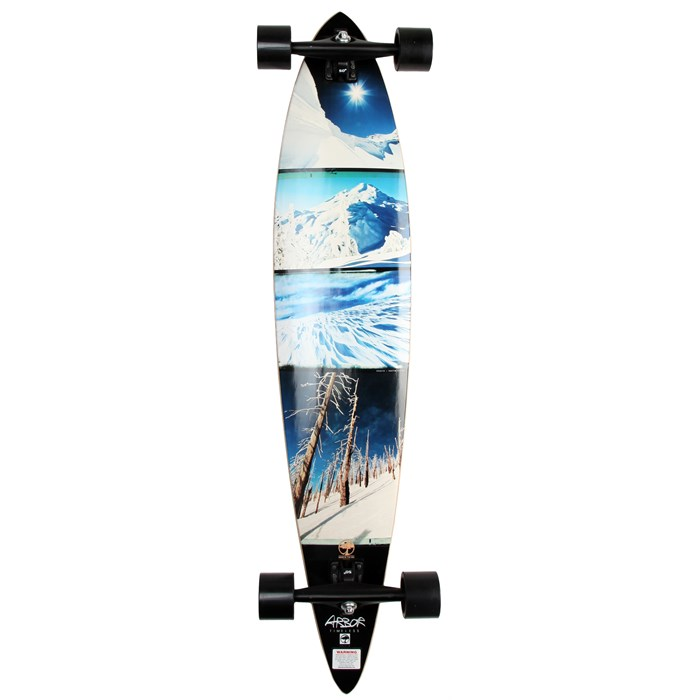Arbor - Timeless Pin Longboard Complete