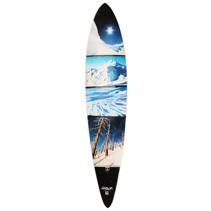 Arbor - Pin Longboard Deck