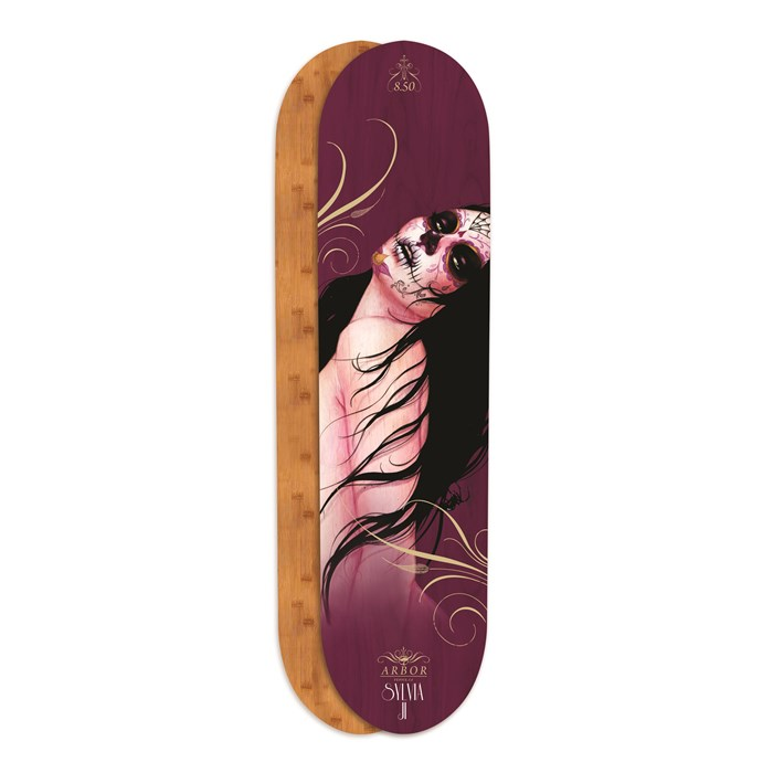 Arbor - Whiskey Longboard Deck