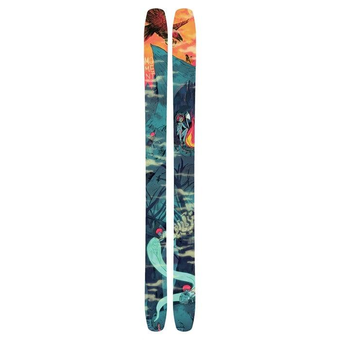 Moment - Bibby Pro Skis 2013