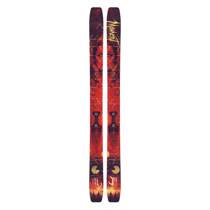 Moment - Ghost Chant Skis 2013