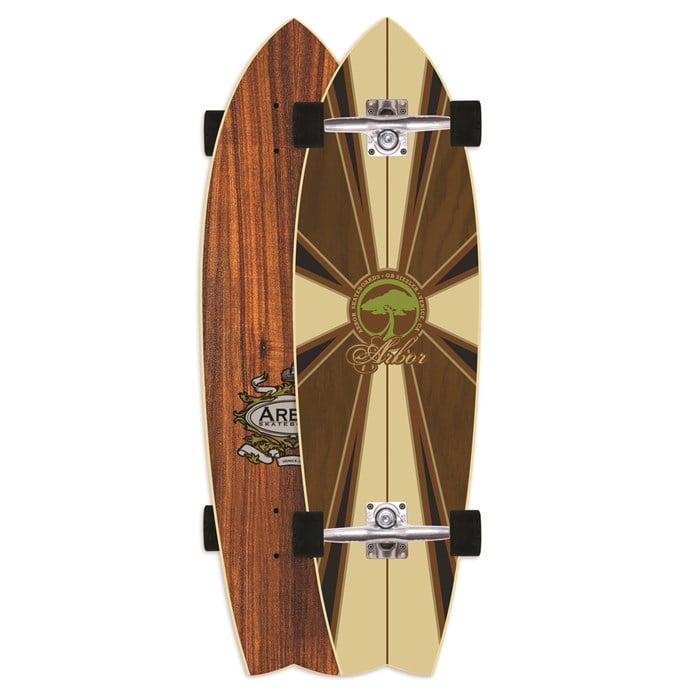 Arbor - Gb Sizzler Slasher Longboard Complete