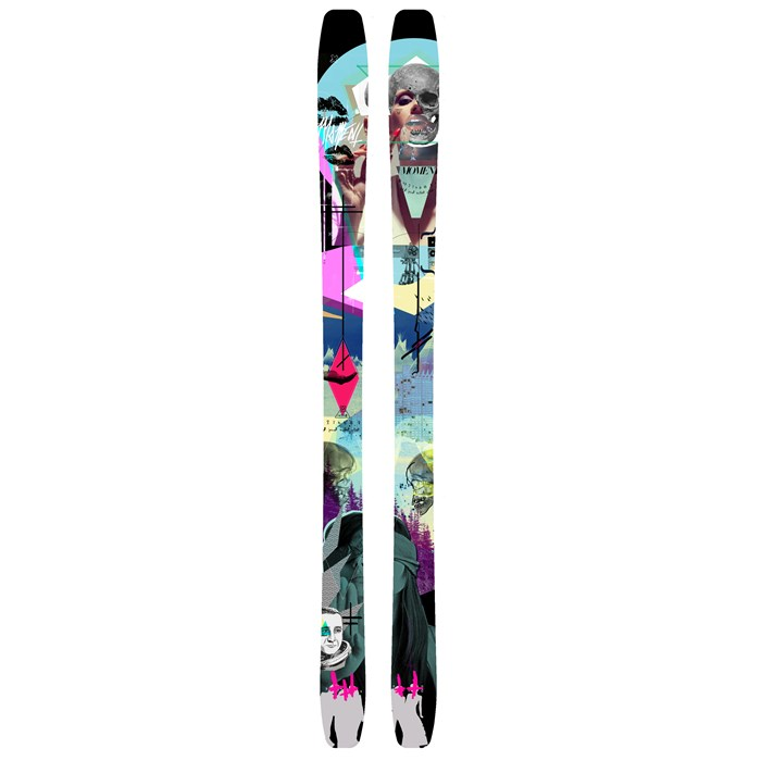 Moment - Moment Hot Mess Skis - Women's 2013