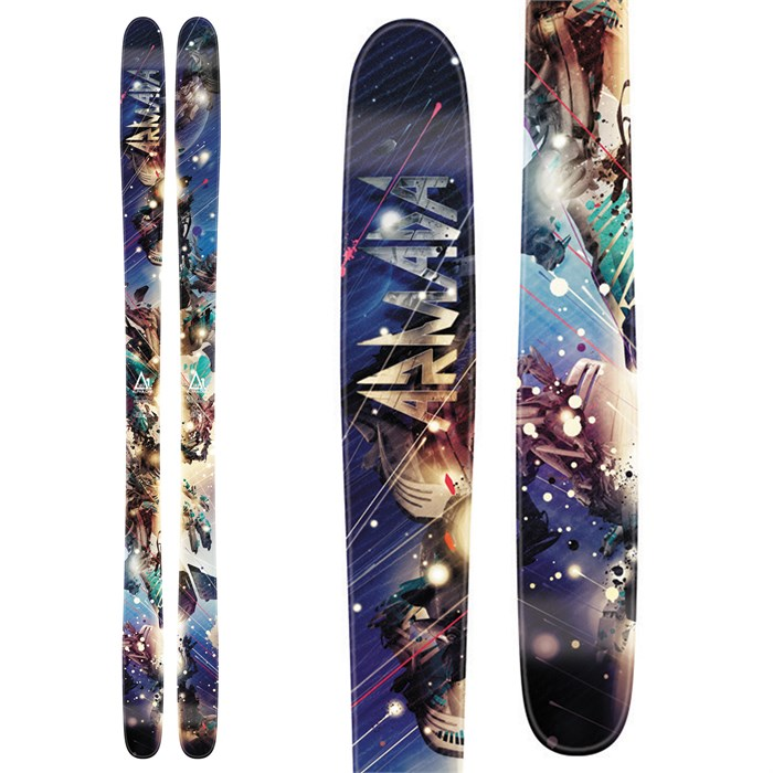 Armada - Alpha 1 Skis 2013
