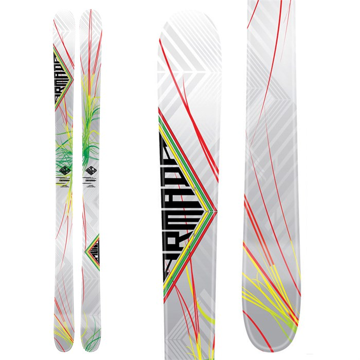 Armada - T Hall Skis 2013
