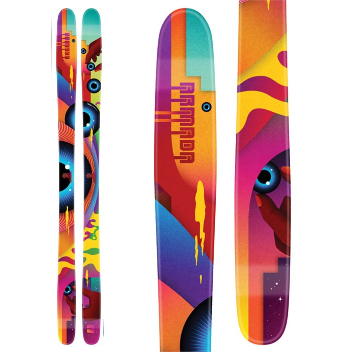 Armada - Halo Skis 2013