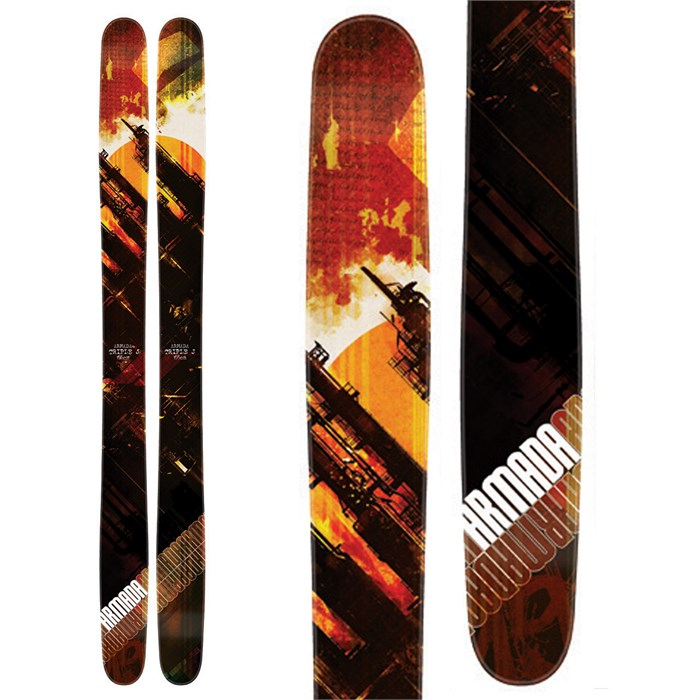 Armada - Triple J Skis - Youth 2013
