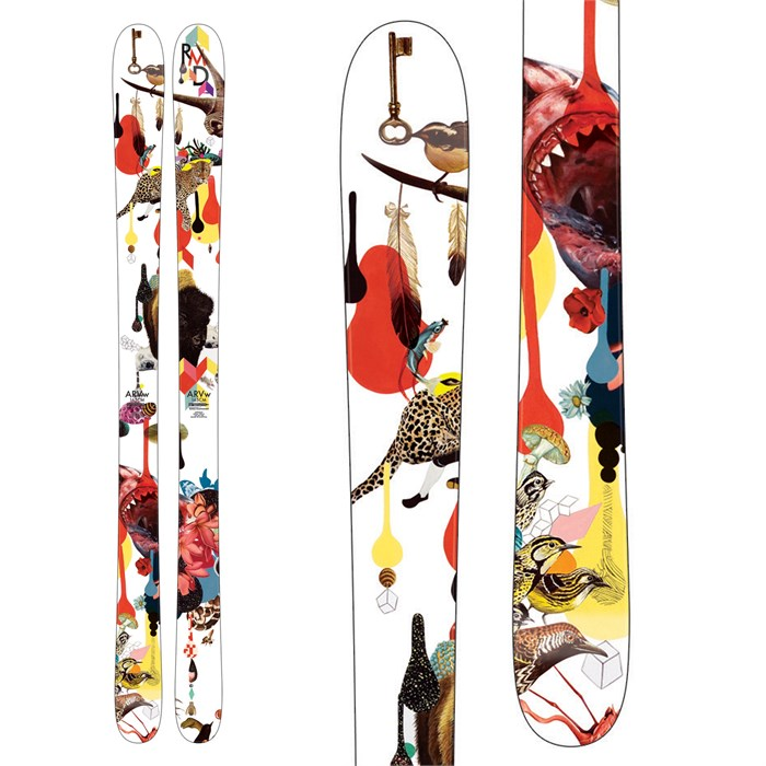 Armada - ARVw Skis - Women's 2013