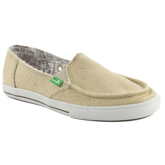 Sanuk - June Bug Slip On Shoes - Women's