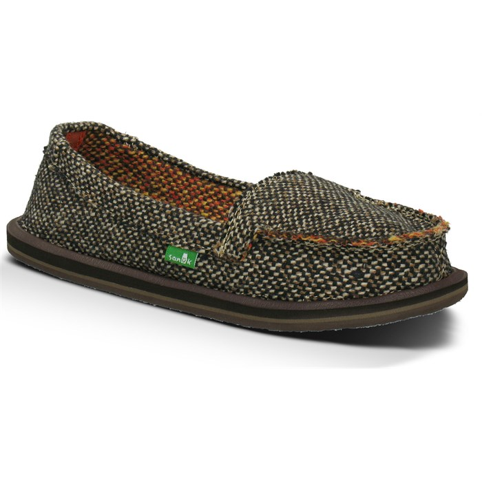 Sanuk - Tweedy II Slip On Shoes - Women's