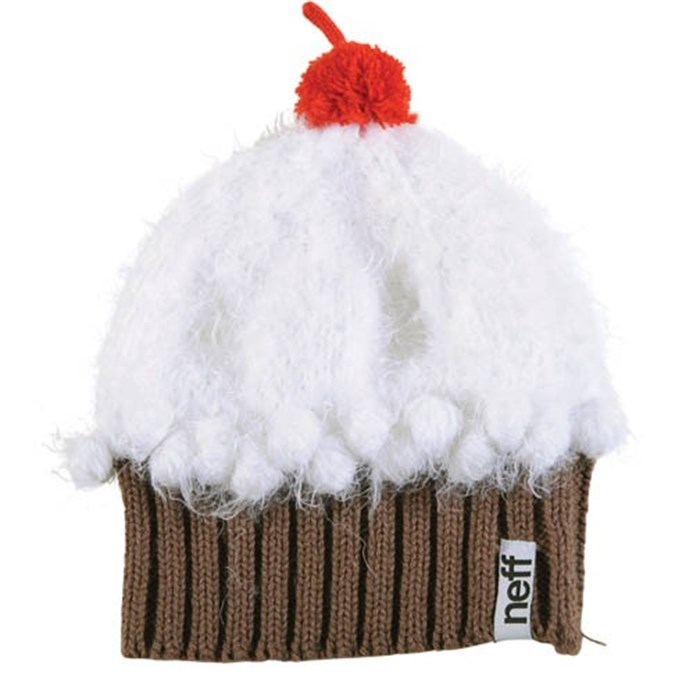 Neff - Fuzzy Cupcake Beanie - Women's