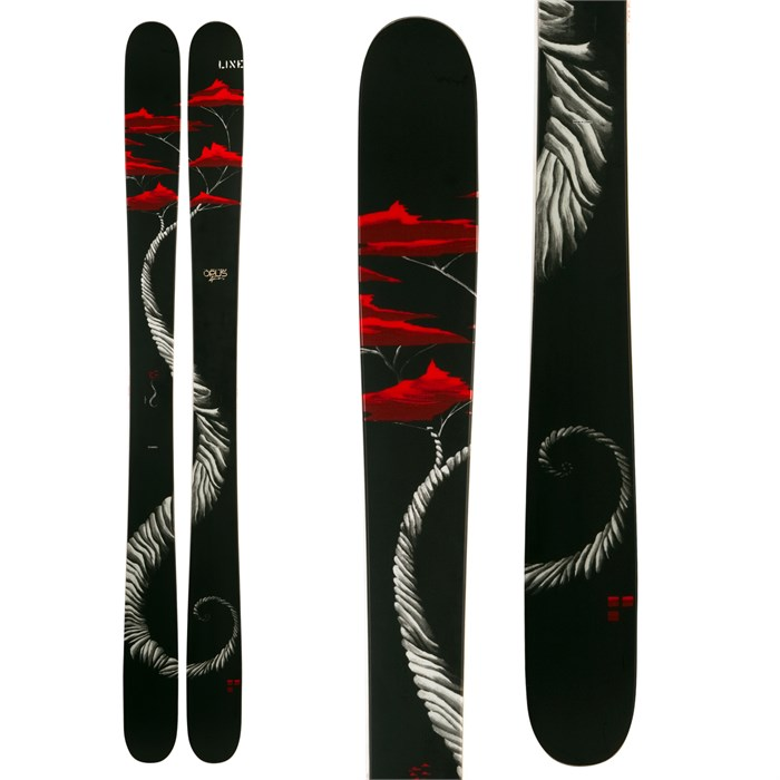 Line Skis - Mr. Pollard's Opus Skis 2013