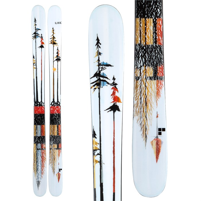 Line Skis - Sir Francis Bacon Skis 2013