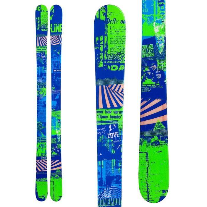 Line Skis - Mastermind Skis 2013