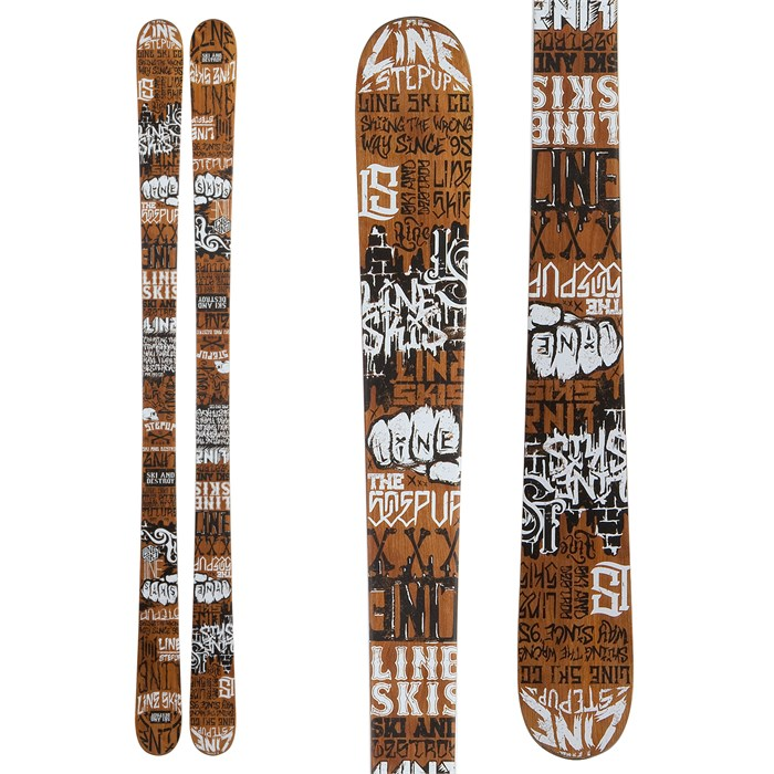 Line Skis - Stepup Skis 2013
