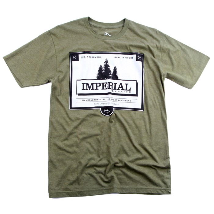 Imperial Motion - Wild Country T Shirt
