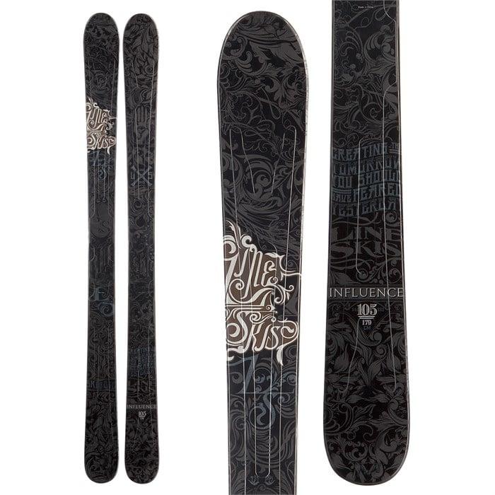 Line Skis - Influence 105 Skis 2013