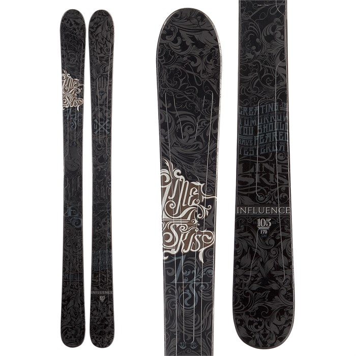Line Skis - Influence 105 Skis 2013