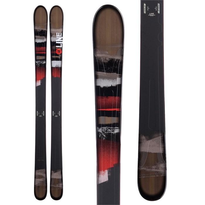 Line Skis - Prophet 98 Skis 2013
