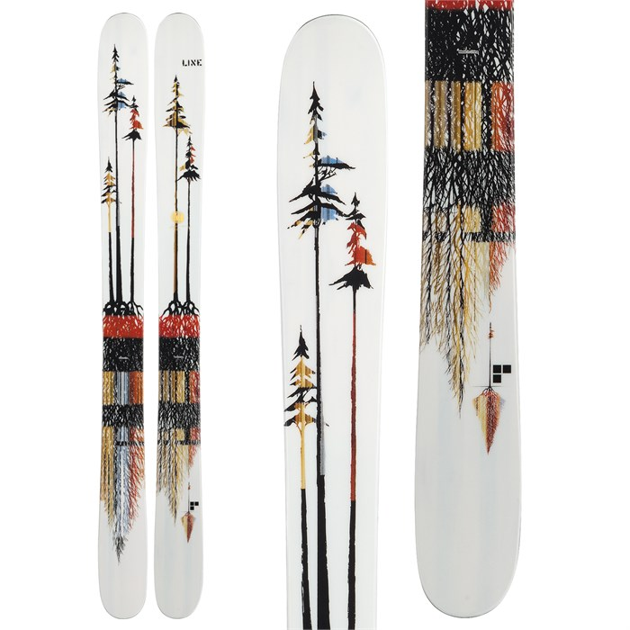 Line Skis - Sir Francis Bacon Shorty Skis - Youth 2013