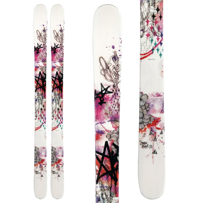 Line Skis - Snow Angel Skis - Youth - Girl's 2013