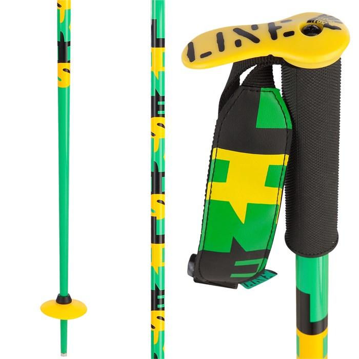 Line Skis - Pin Ski Poles 2013