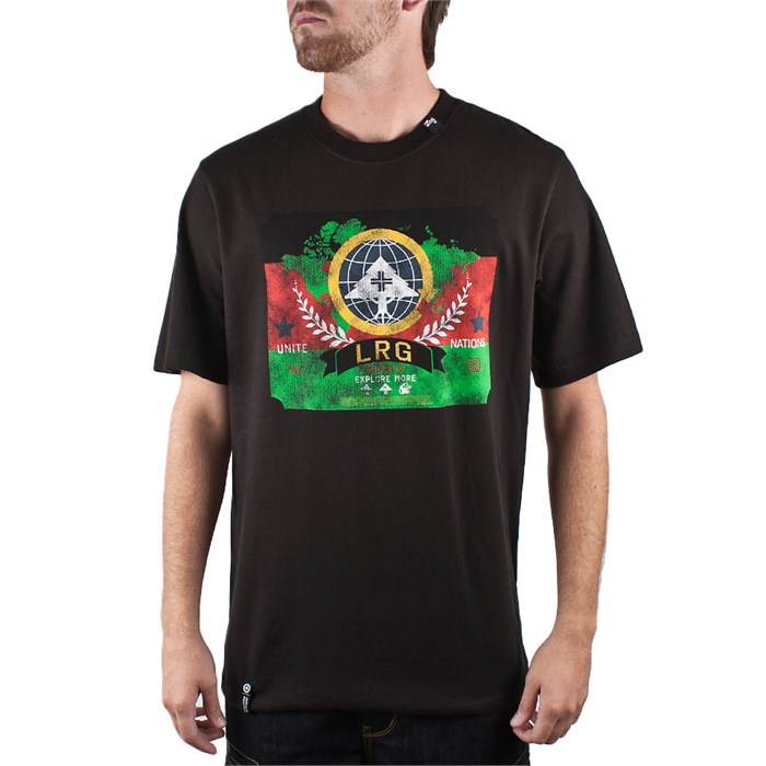 LRG - Nations Of Trees T Shirt