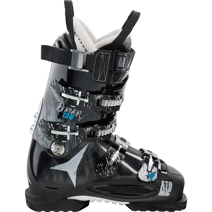 Atomic - Burner 130 Ski Boots 2013 - Used