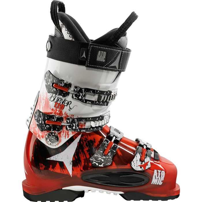 Atomic - Burner 110 Ski Boots 2013