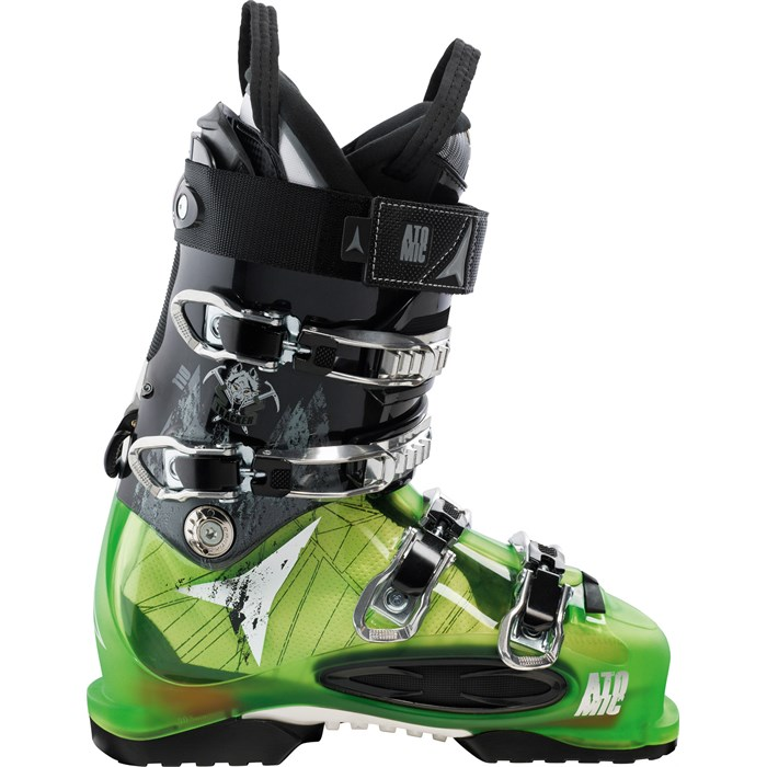 Atomic - Tracker 110 Alpine Touring Ski Boots 2013 - Used